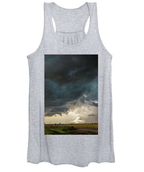 Storm Chasin In Nader Alley 012 Women's Tank Top