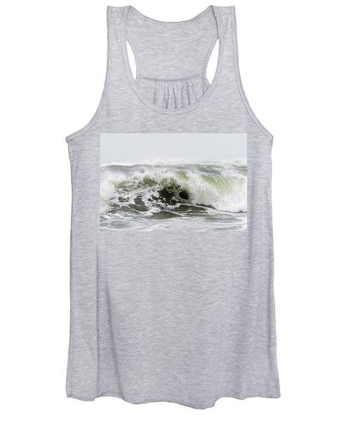 Storm Surf Spray Women's Tank Top