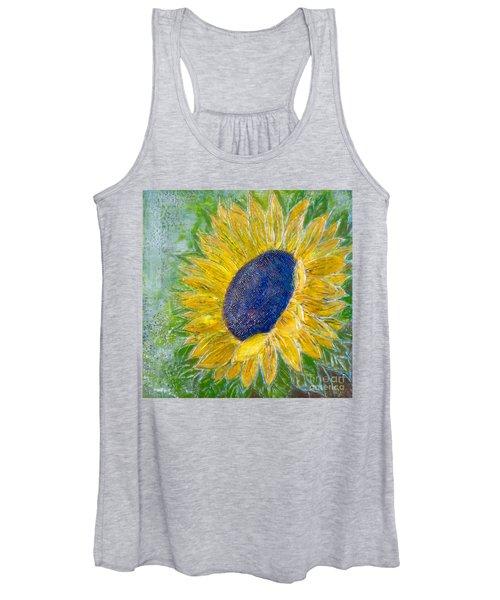 Sunflower Praises Women's Tank Top
