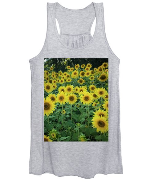 Sunflowers Women's Tank Top