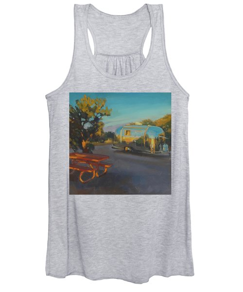 Sunrise In Navajo Monument Women's Tank Top