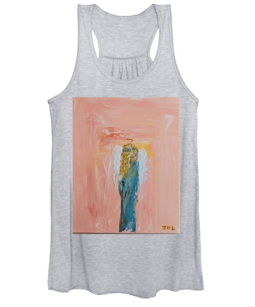 Sunset Angel Women's Tank Top