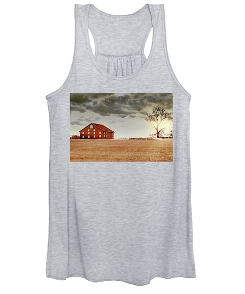 Sunset Barn Women's Tank Top