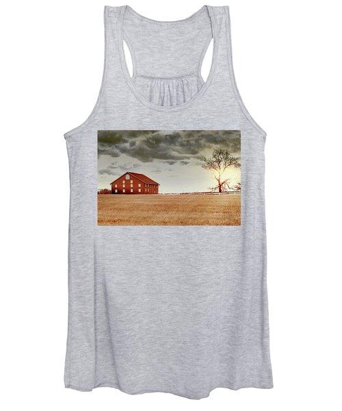 Sunset Barn Women's Tank Top