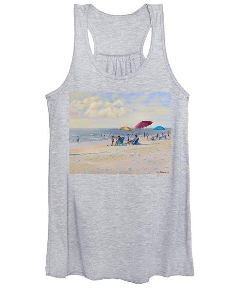 Sunset Beach Observers Women's Tank Top