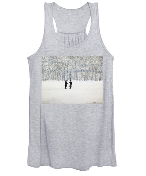 The Agreement Women's Tank Top