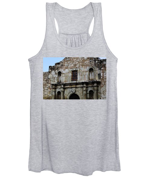 The Alamo Women's Tank Top
