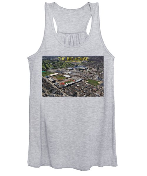 The Big House Women's Tank Top