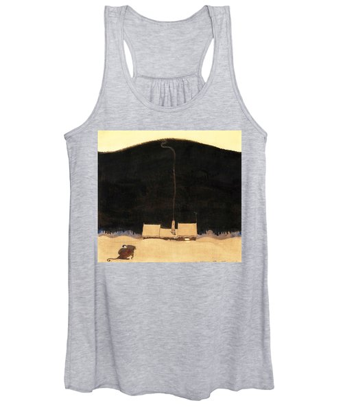 The Cottage At The Foot Of The Mountain - Digital Remastered Edition Women's Tank Top