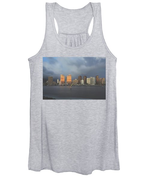 The Evening Before Women's Tank Top