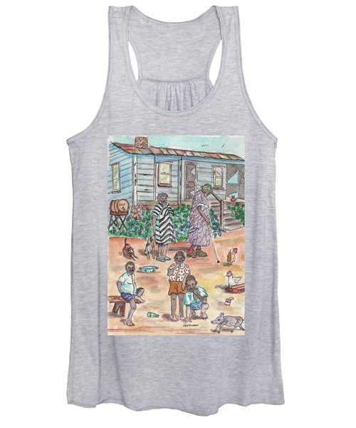 The Family On Magnolia Road Women's Tank Top