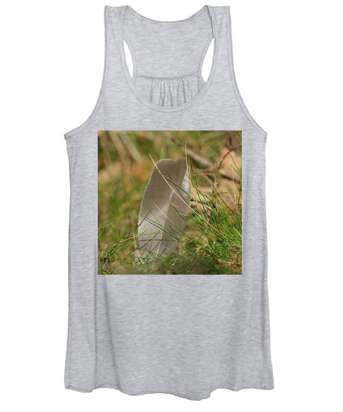 The Feather Women's Tank Top