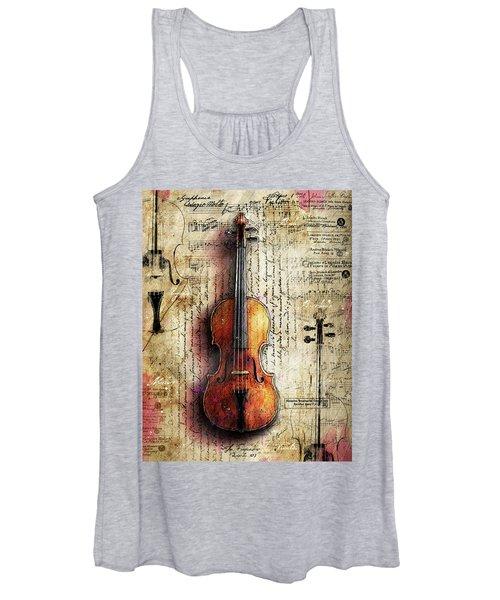 The Francesca Stradivari Women's Tank Top