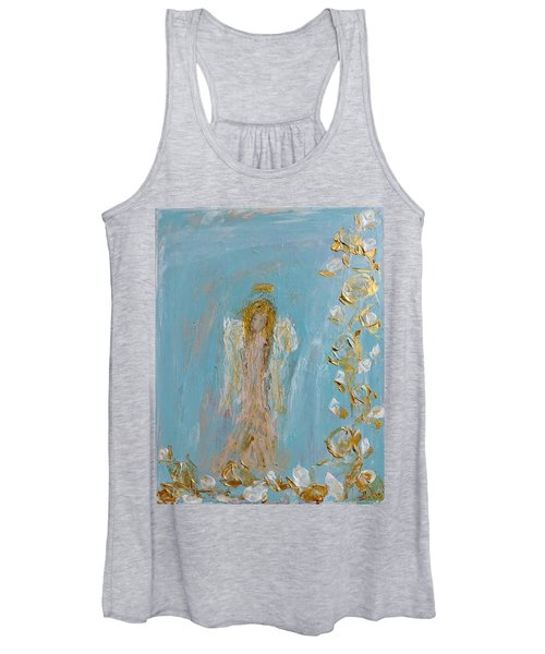 The Golden Child Angel Women's Tank Top