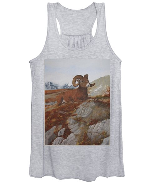 The High Throne Women's Tank Top