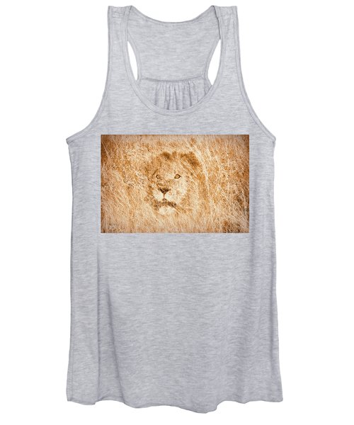 The King Women's Tank Top