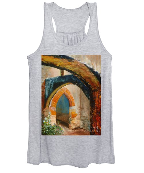 The Mission Women's Tank Top