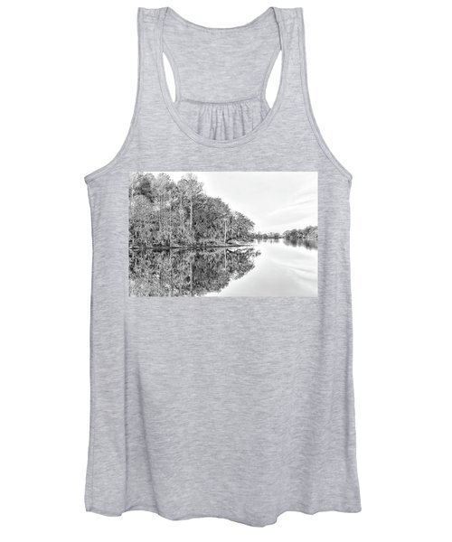 The Point At Coosaw Plantation Women's Tank Top