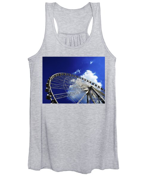 The Ride To Acrophobia Women's Tank Top