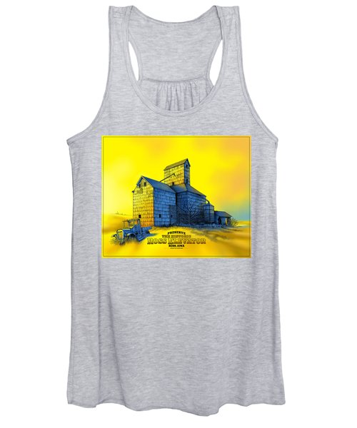 The Ross Elevator Version 4 Women's Tank Top