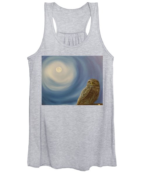 The Sky Is Thick Women's Tank Top