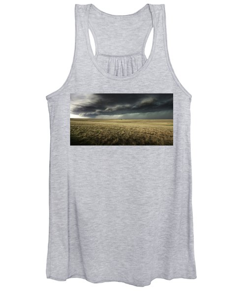 The Weight Of The World Women's Tank Top