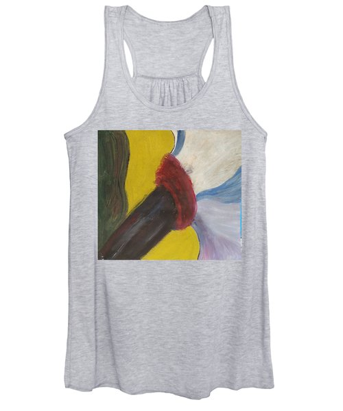 The Wind Blows And Things Fall Women's Tank Top