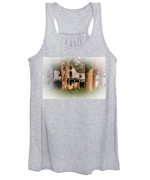 These Old Houses  Women's Tank Top