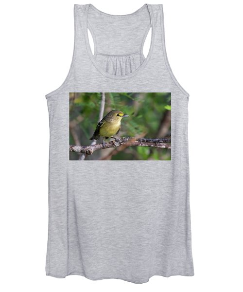 Thick-billed Vireo Women's Tank Top