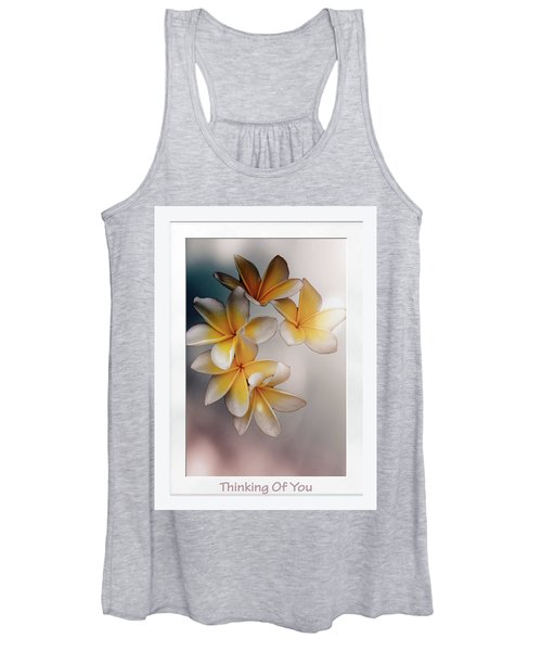 Thinking Of You Women's Tank Top