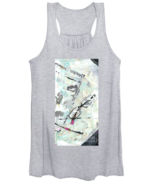 This Is Why I Hate Needles Women's Tank Top
