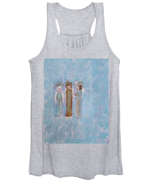 Angels For Appreciation Women's Tank Top