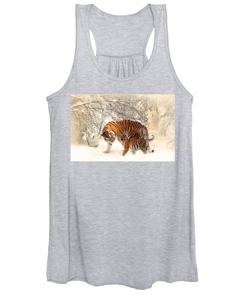 Tiger Family Women's Tank Top