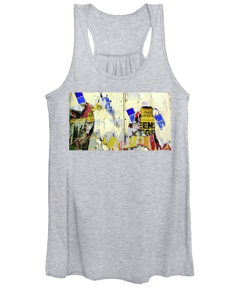 Touched By Nature Women's Tank Top