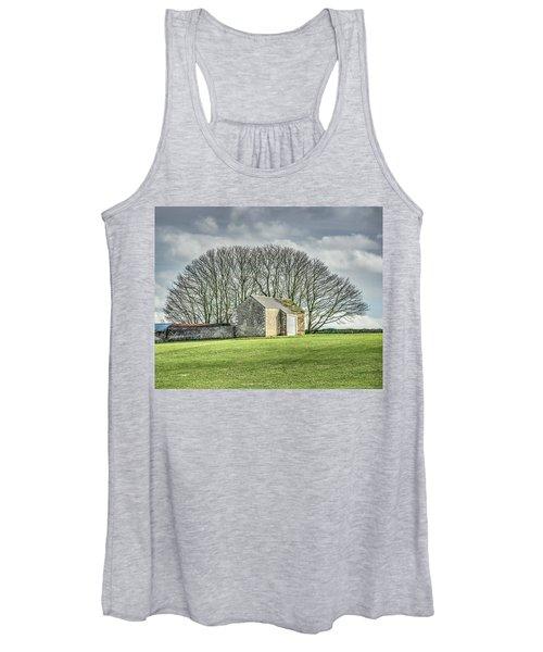 Tree Fan Women's Tank Top