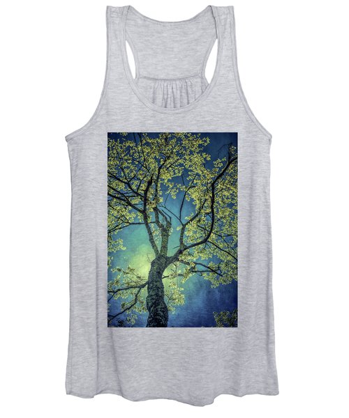 Tree Tops 0945 Women's Tank Top