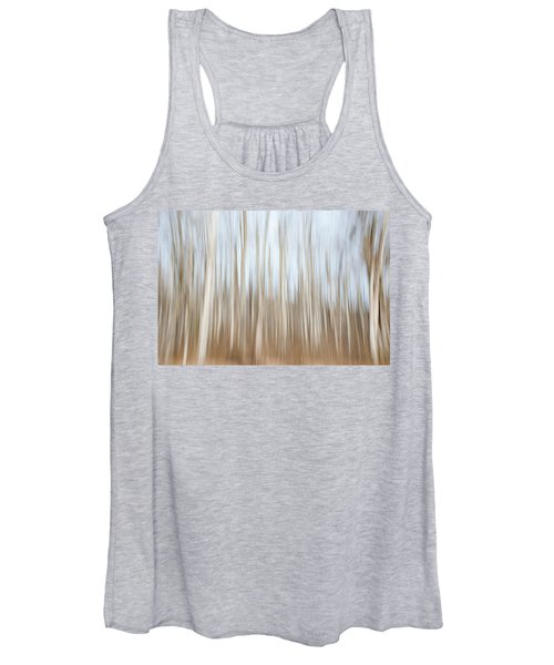 Trees On The Move Women's Tank Top
