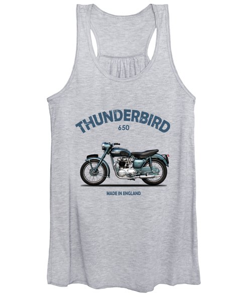 Triumph Thunderbird 1955 Women's Tank Top