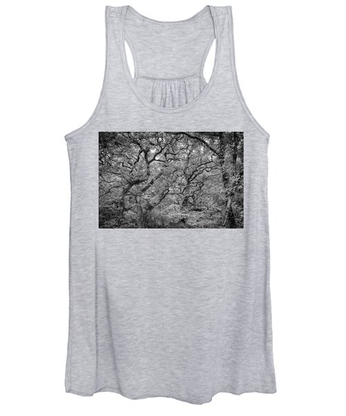 Twisted Forest Women's Tank Top