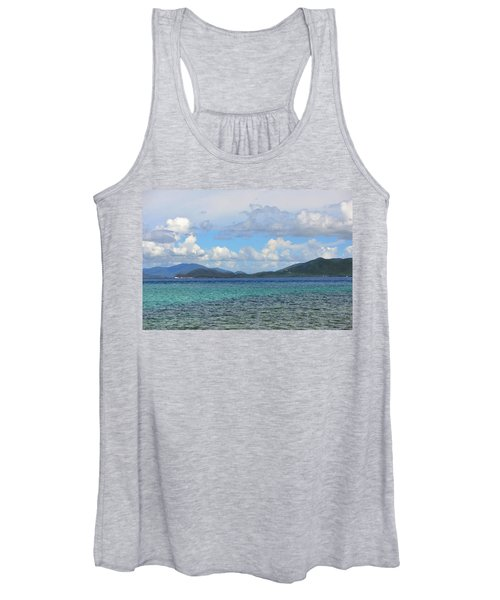 Two Nations Women's Tank Top