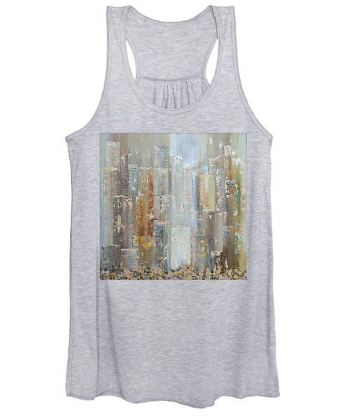 Urban Reflections I Day Version Women's Tank Top