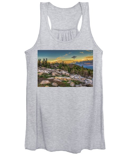 View From Dolly Sods 4714 Women's Tank Top