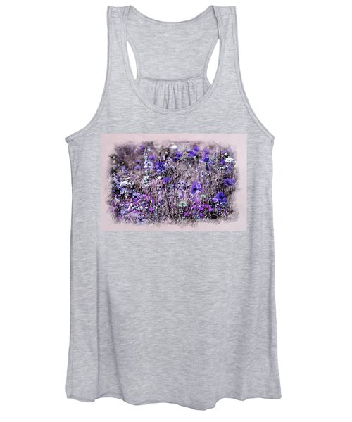 Violet Mood Women's Tank Top