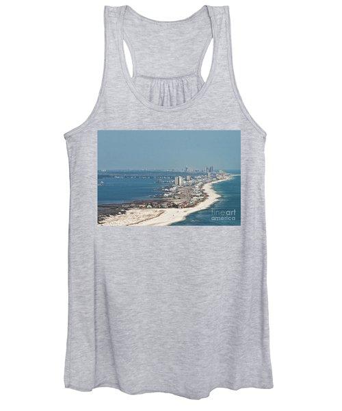 West Beach-1 Women's Tank Top