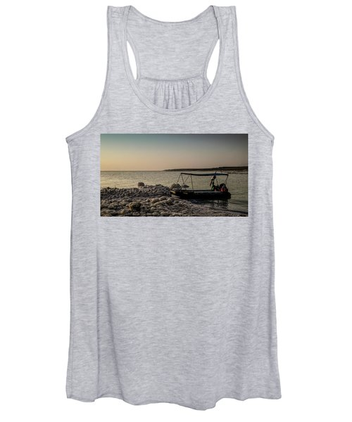 Where Have All The Sailors Gone?  Women's Tank Top