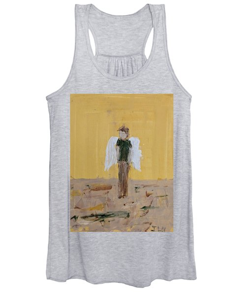 Whistling Angel Women's Tank Top