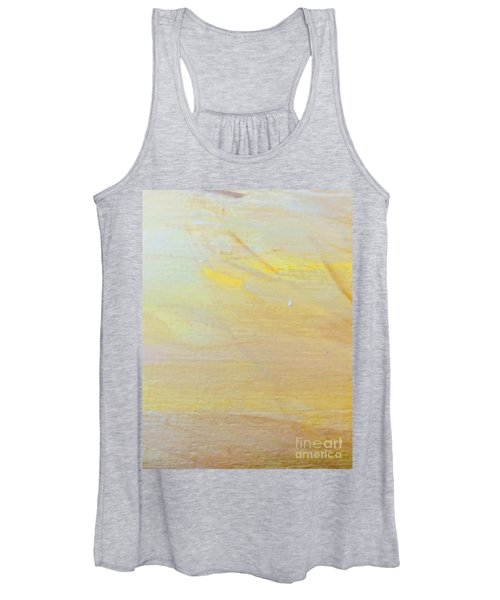 Yellow #2 Women's Tank Top