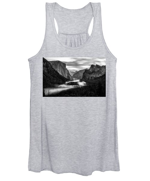 Yosemite Fog 1 Women's Tank Top