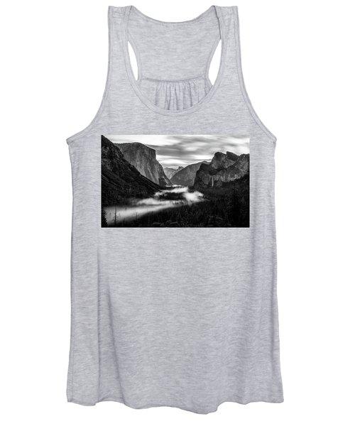 Yosemite Fog 1 Women's Tank Top