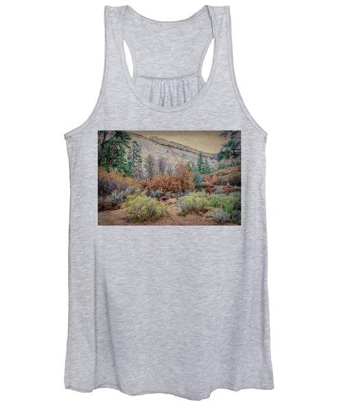 Zions Garden Women's Tank Top